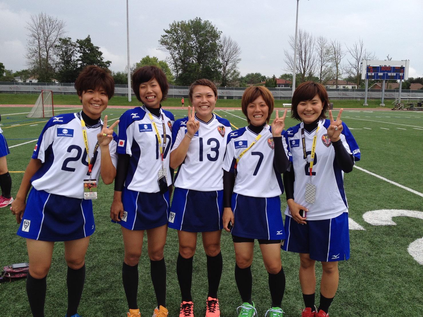 女子 日本 代表 ラクロス