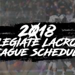 【大学ラクロスリーグ戦日程情報】開幕式と閉幕式スケジュール一覧